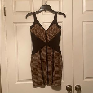 WOW couture barely worn bandage dress